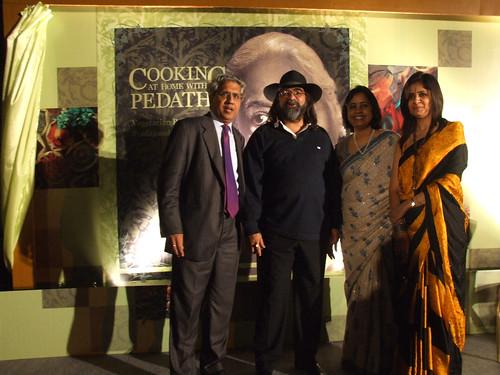 Ad guru, Prahlad Kakkar with A.P.Parigi, Pratibha & Jigyasa