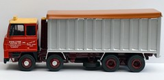 Foden Tipper (colinfpickett) Tags: ford bedford models 150 trucks albion leyland classictrucks foden atkinson vintagetruck whitemetal
