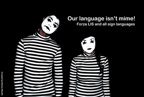 LIS not mime!
