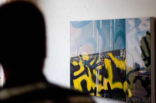 James Nye - Open Studio - May 2011 054