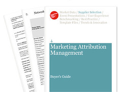 Marketing Attribution Management Buyer's Guide
