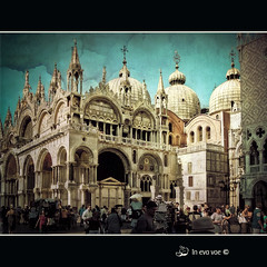 Preset Bad day II (in eva vae) Tags: venice italy art texture church eva turquoise basilica sunny squared sanmarco lightroom preset inevavae mygearandme ringexcellence