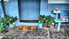 ASTURIAS EN AZUL (toyaguerrero) Tags: blue rural spain puerta asturias finepix catalan guerrero toya aul maravictoriaguerrerocataln toyaguerrero hs19 maravictoriaguerrerocatalntrujiillana thecoolschoolblog
