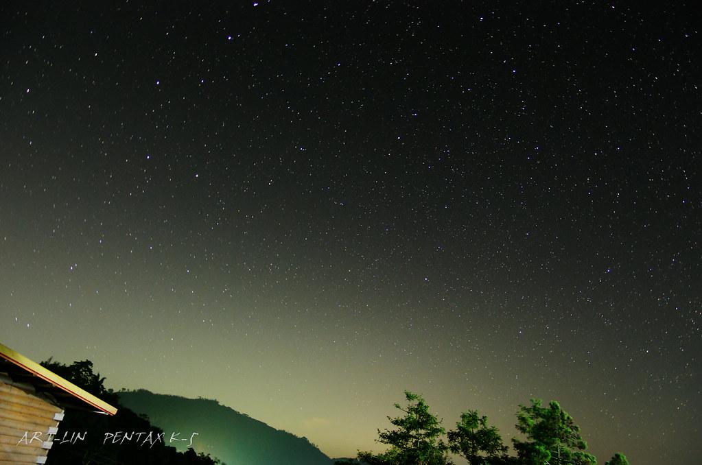 樟樹湖拍星軌 K-5