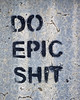 Do Epic Shit (J.T.R.) Tags: leica ontario 50mm grafitti tag guelph summicron sonyalphanex5