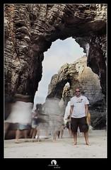 Rafa (Juan Juanatey) Tags: portrait praia retrato playa galicia lugo ascatedrais lascatedrales