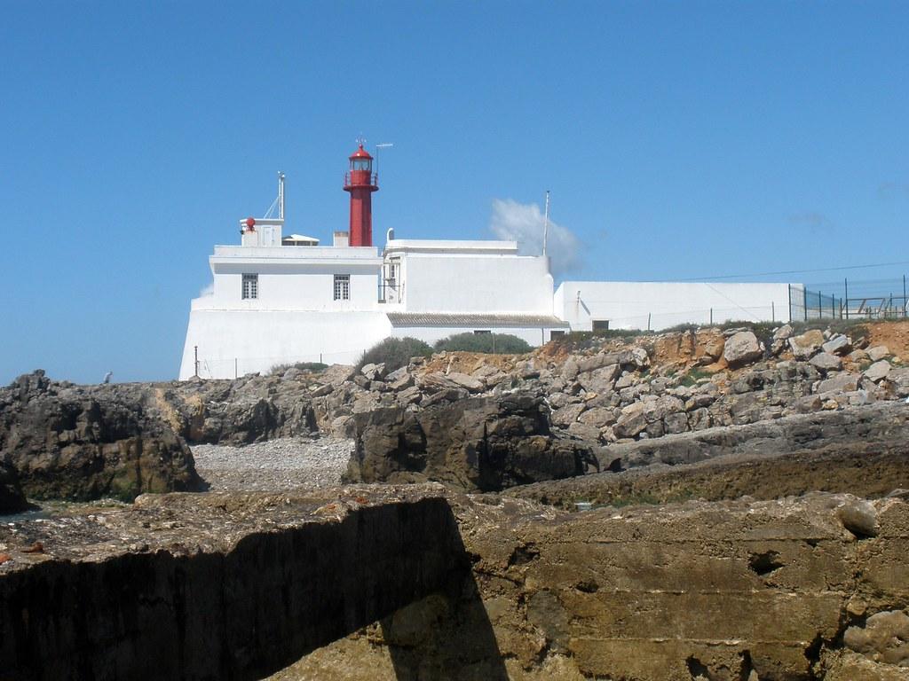 Farol do Cabo Raso, Cascais! Lighthouse!
