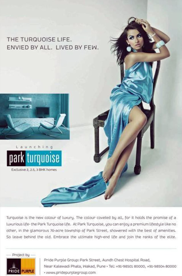 Park Turquoise Wakad Pune