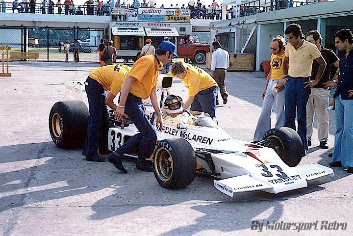 Yardley McLaren_GP Argentina