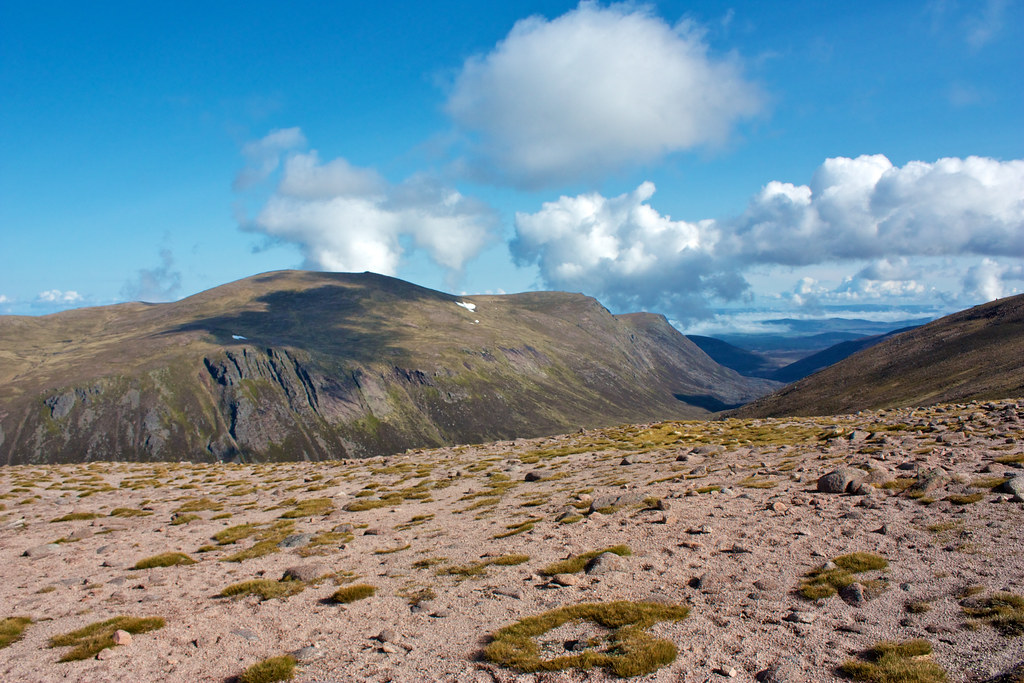Cairn Gorm and Strath Nethy