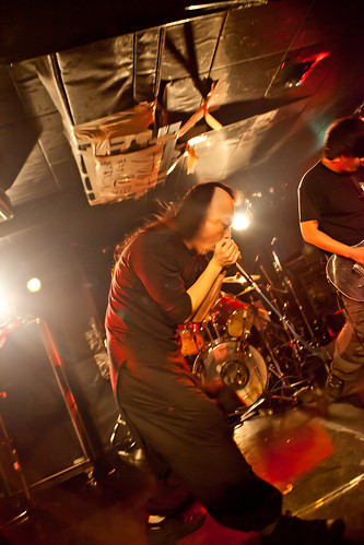 Jun.18.2011 GRIDLOCK @ EARTHDOM - Shin-okubo