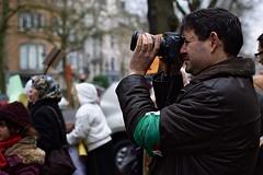 Algerian Protest (Gwenaël Piaser) Tags: unlimitedphotos canon eos 50d canoneos eos50d canoneos50d 35mm 35mmf14 canonef35mmf14lusm ef35mmf14lusm 35l gwenaelpiaser algerie algeria 2011 february arabic revolution belgium belgique bruxelles brussels brussel arabe manif protest gwenael piaser algerians against president bouteflika noset prime