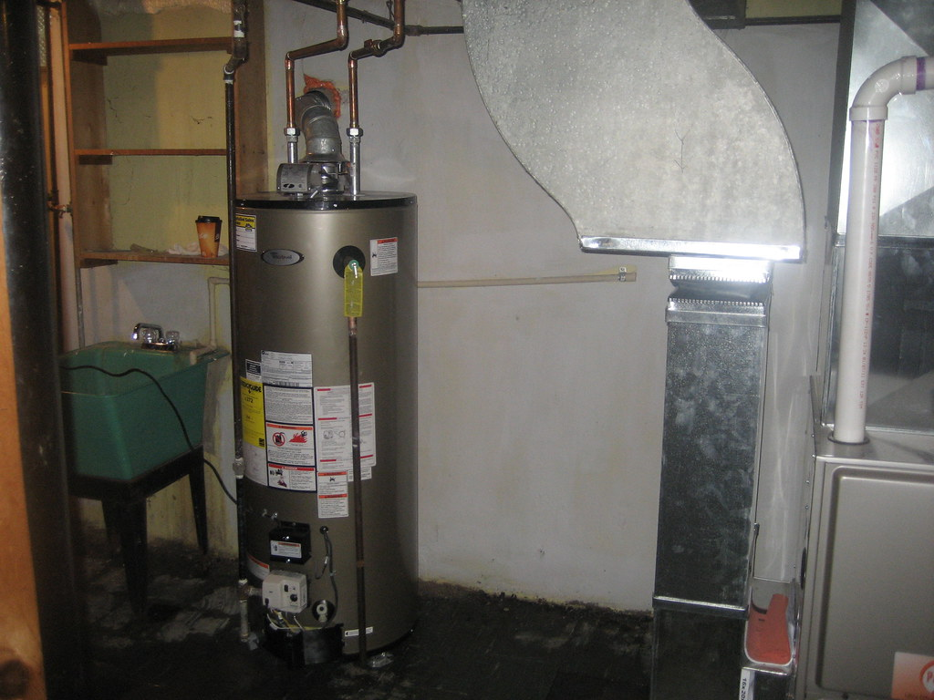 High Efficiency Hot Water Heater