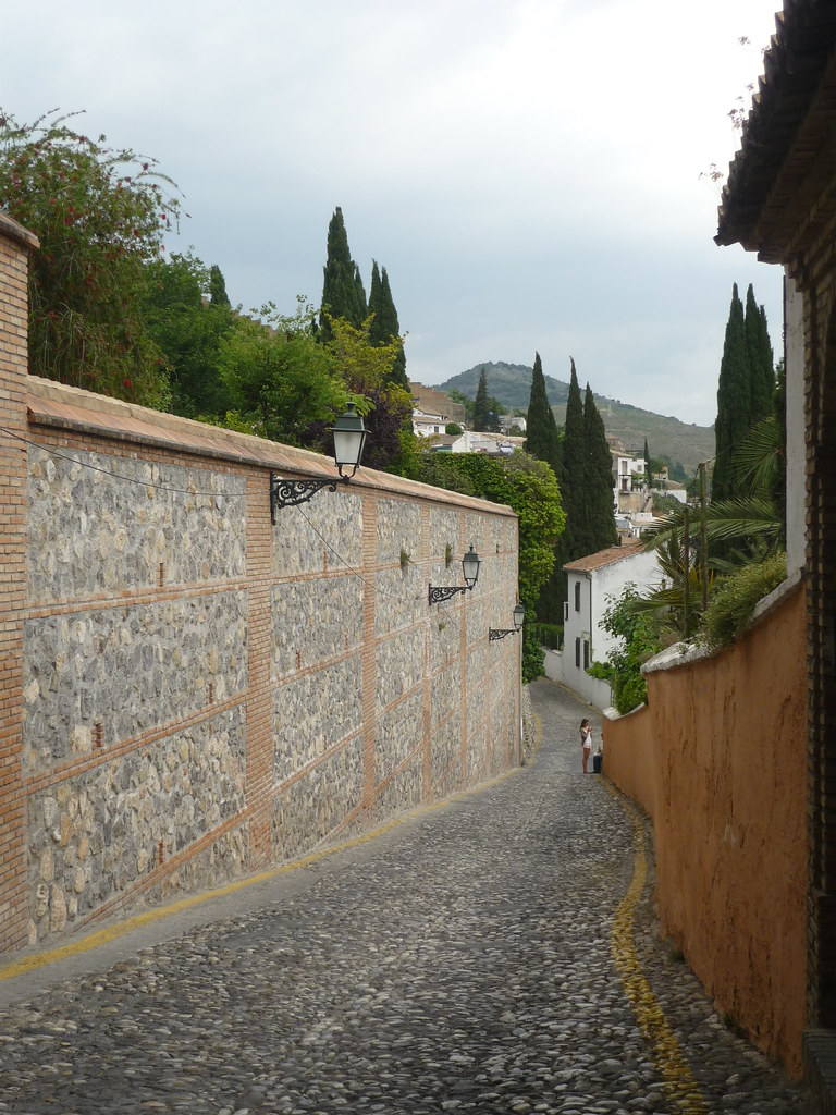Path in Andalusia