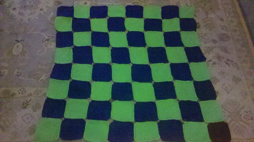 Checkerboard complete