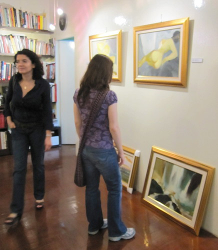 Art Stalkers Bangkok: Burmese art at Thavibu Gallery