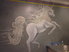 Mural at The Big Gay Ice Cream Shop