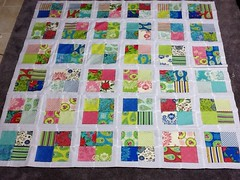 Completed Quilt Top!!!!!