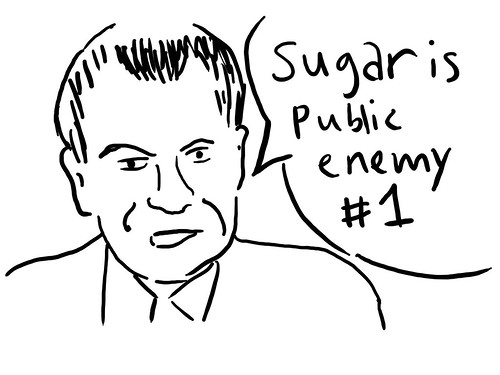 War on Sugar: Nixon Pic