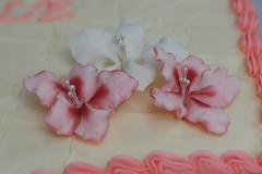 Fondant Flowers Detail
