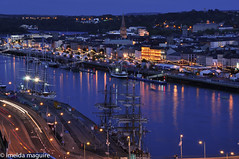 Waterford At Night (imeldalaura) Tags: night nikon citylights d90 waterfordcity carrickcameraclub tallships2011 carrickcameraclubmember