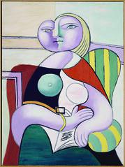 Pablo Picasso S Painting Le Sommeil