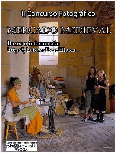 II CONCURSO Fotográfico MERCADO MEDIEVAL Melilla 2011
