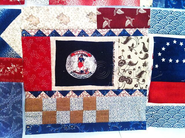 IMG_2917 Gettysburg Battle Flag quilt block