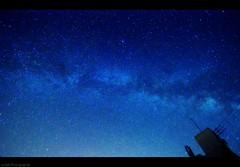 Milky way (Le***Refs *PHOTOGRAPHIE*) Tags: light sky night stars nikon nasa ciel galaxy tamron nuit espace étoiles milkyway 1600iso d90 voielactée 1024mm lerefs