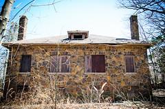 Haunted Dempsey House - VI (RGL_Photography) Tags: abandoned newjersey unitedstates abandonedhouse middletown jerseyshore hauntedhouse weirdnj leonardonj dempseyhouse abandonednewjersey peanutstone hauntednewjersey peanutstonehouse