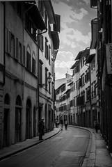 STRADE DI FIRENZE (luca bradipo) Tags: street city trip italy holiday canon town florence strada italia arte corso via tuscany firenze toscana viaggio vacanza citta storia 60d