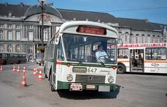647 5 (brossel 8260) Tags: belgique bus liege stil