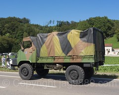 Vintage Military Truck (jag9889) Tags: jag9889 birmenstorf cantonaargau car switzerland truck outdoor 2016 europe 20160813 convoytoremember2016 ag aargau auto automobile ch convoytoremember event exhibition helvetia kantonaargau military militr oldtimer schweiz show suisse suiza suizra svizzera swiss transportation vehicle