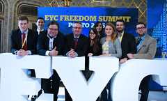 EYC Freedom Summit - Porto 2016