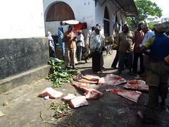 Darajani Market - Stone Town, Zanzibar