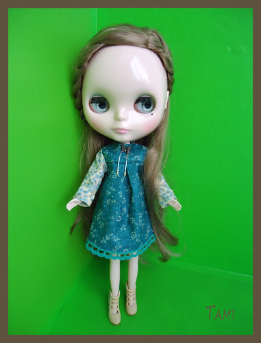 Tami vestida by BlytheDreams
