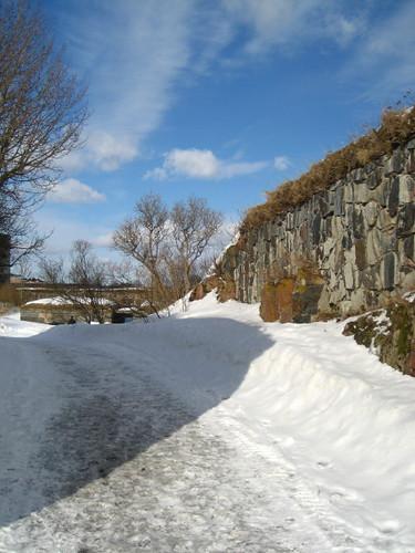 Suomenlinna path
