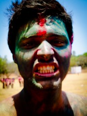 Get Crazy in Holi Times (ash.mec) Tags: india colors festival holi maheshwari ashveen