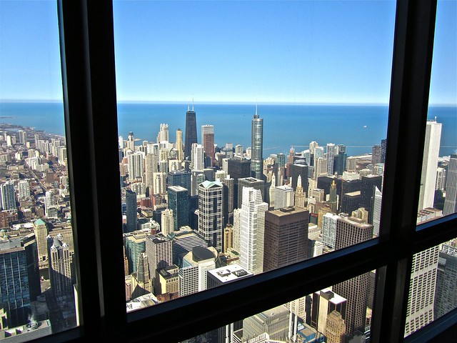 Willis Tower Skydeck, Chicago