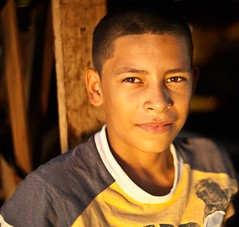 Junior from Honduras