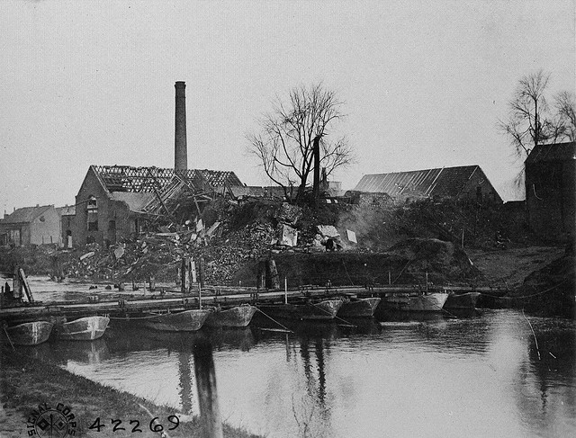 21.2 1918  Eine Bridge