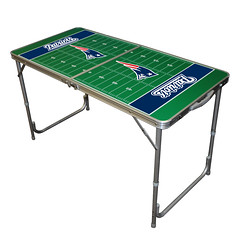 New England Patriots TailGate Table