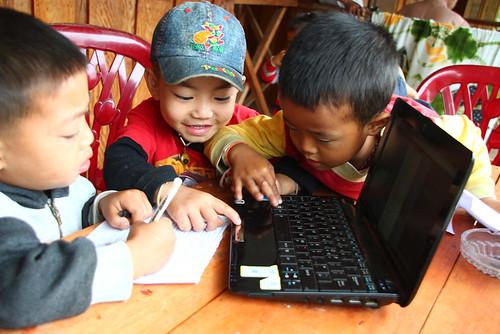 Nong Kiew and Muang Neua - Laos