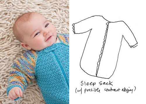 Sweet Dreams Sleep Sack