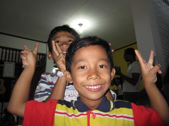 Orphanage, Bali, Indonesia