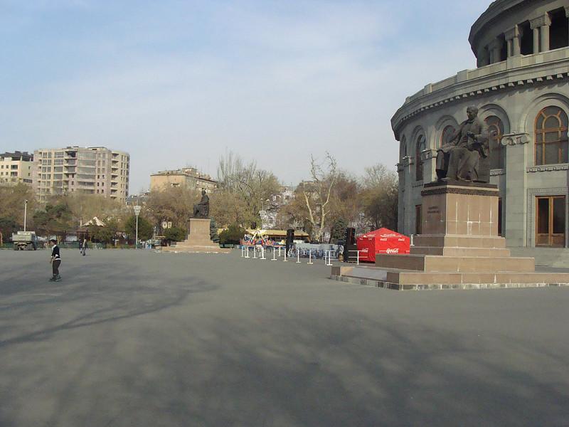 Deliverance of the Liberty Square