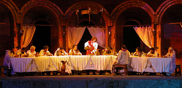 Páscoa em Nova Jerusalém