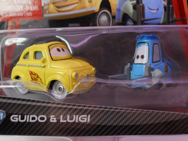 disney cars 2 race team luigi and guido (2)