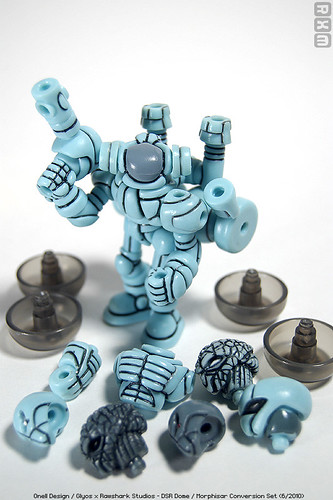 Rawshark Studios x Onell Design / Glyos - Dome Conversion Set
