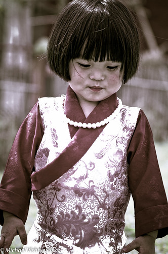 Little Miss Bhutan by Lucid Photography
